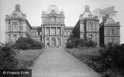 Blackburn, Infirmary