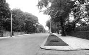 Blackburn, Preston New Road c.1955