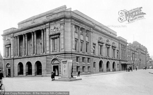Blackburn, Public Hall & Sessions House 1923