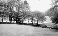 Blackburn, Queens Park c.1955