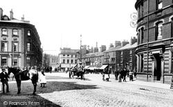 Blackburn, Salford Bridge 1899
