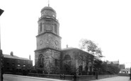 Blackburn, St John's Church 1923
