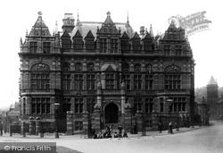 Blackburn, Technical School 1894