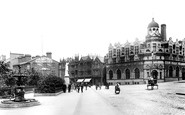 Blackburn, The Boulevard 1902
