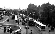 Blackburn, The Boulevard c.1955