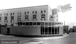 Blackburn, The Library c.1960