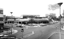 Blackburn, The Market c.1965