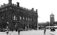Blackburn, The Town Hall c.1950