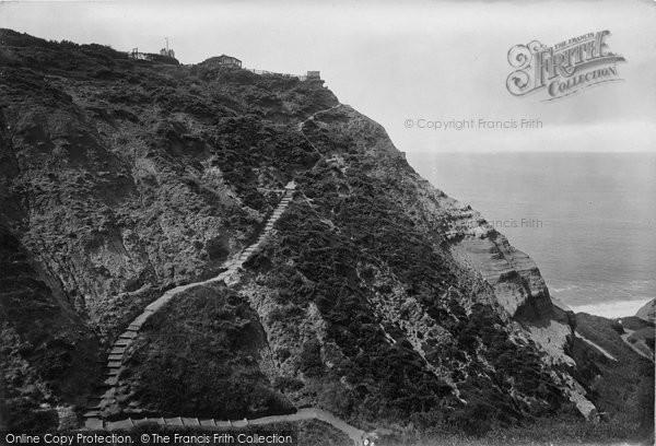 Photo of Blackgang Chine, Blackgang 1923