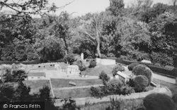 Blackgang Chine, Model Village, Carisbrooke Castle c.1955