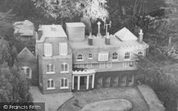 Blackgang Chine, Model Village, Farringford House c.1955