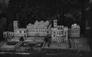 Blackgang Chine, Model Village, Osborne House c.1955