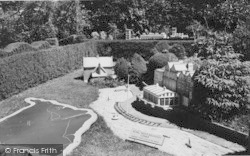 Blackgang Chine, Model Village, Royal Yacht Squadron, Cowes c.1955
