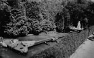 Blackgang Chine, Model Village, Ryde Pier c.1955