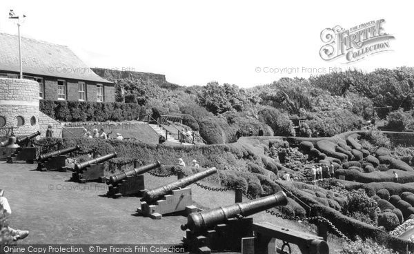 Photo of Blackgang Chine, The Gardens c.1955