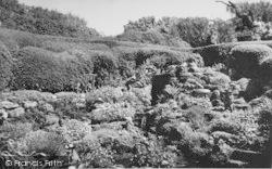 Blackgang Chine, The Gardens c.1960
