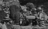Blackgang Chine, The Gnomes' Garden c.1955