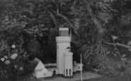 Blackgang Chine, The Model Village c.1955