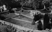 Blackgang Chine, The Model Village c.1960