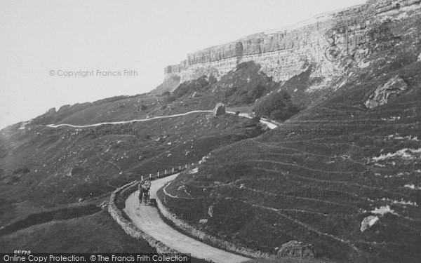 Photo of Blackgang Chine, The Undercliff 1913