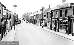 Blackhall Colliery, Middle Street c.1965