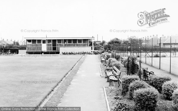Photo of Blackhall Colliery, The Welfare Ground c.1965