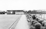 Blackhall Colliery, The Welfare Ground c.1965
