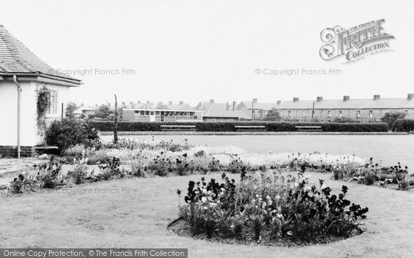 Photo of Blackhall Colliery, The Welfare Ground c.1965