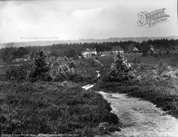 Blackheath, 1925
