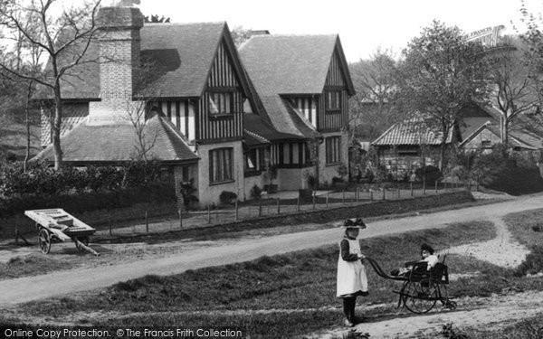 Blackheath, Children In The Village 1906