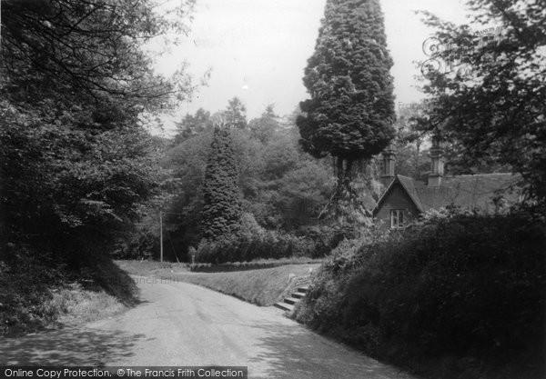Blackheath, Chilworth Hill c.1950