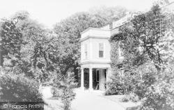 Blackheath, Holly Hedge House c.1900