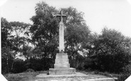 Blackheath, The Memorial c.1950