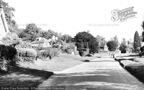 Photo of Blackheath, the Village c1955, ref. B114026