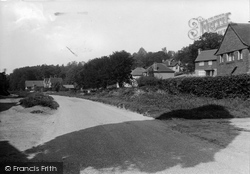 Blackheath, Village 1939