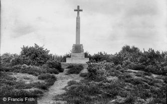 Blackheath, War Memorial 1925