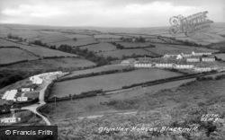 Glynllan Houses c.1955, Blackmill