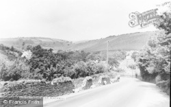 Main Road c.1965, Blackmill
