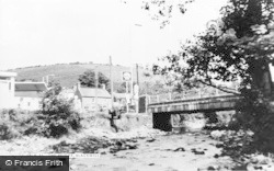 The Bridge c.1965, Blackmill