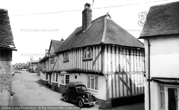 Photo of Blackmore, the Bull c1955, ref. B320002