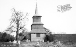 Blackmore, The Church c.1960