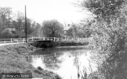 Blackmore, The Pond c.1960
