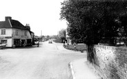 Blackmore, The Village c.1955