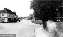 Blackmore, The Village c.1955