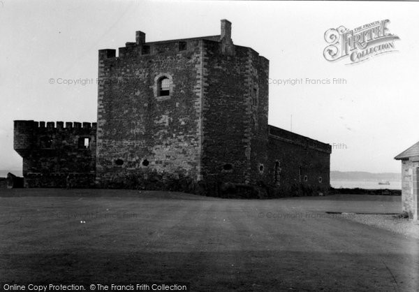 Photo of Blackness, Castle 1953
