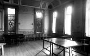 Blackpool, Brighton Hydro Games Room c.1960