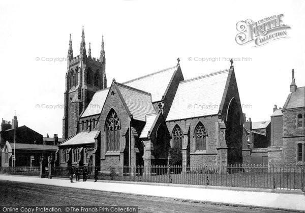 Blackpool, Catholic Church 1890