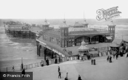 Central Pier 1906, Blackpool