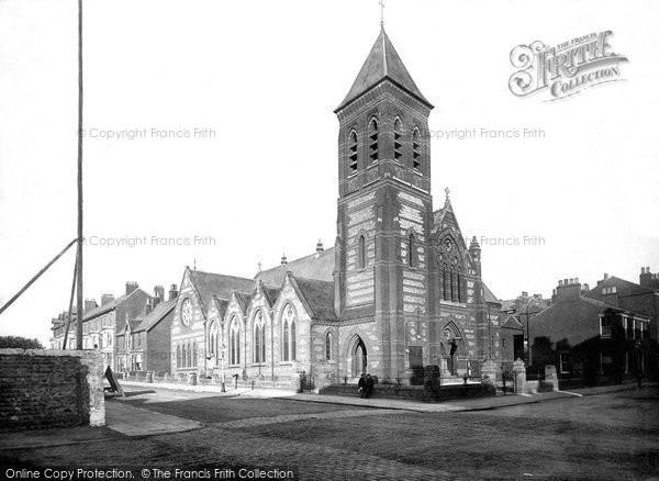 Blackpool, Christ Church 1890