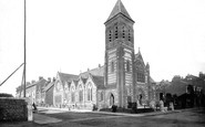 Blackpool, Christ Church 1890